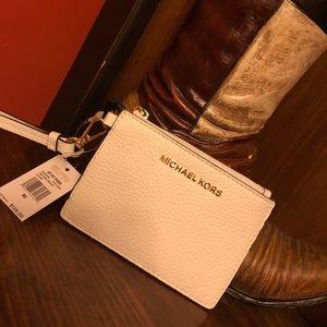 Michael Kors Cardholder wristlet NWT
